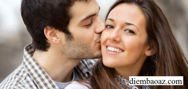 Nằm mơ thấy hôn nhau là điềm gì, đánh đề con gì?