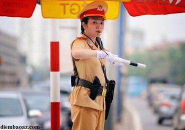 Nằm mơ thấy công an giao thông bắt xe là điềm gì, đánh đề con gì?