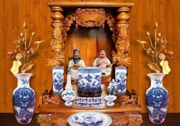 Nằm mơ thấy bàn thờ ông địa thần tài là điềm gì, đánh đề con gì?