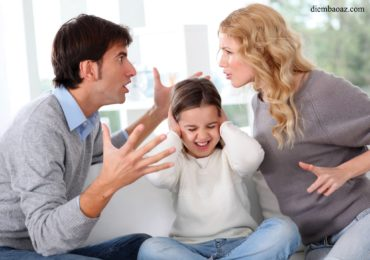 Nằm mơ thấy vợ chồng đánh nhau, li dị là điềm gì, đánh đề con gì?