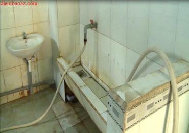 Nằm mơ thấy nhà vệ sinh dơ bẩn, ngập nước là điềm gì, đánh con gì? số mấy?