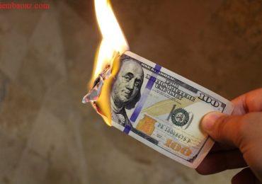 Nằm mơ thấy tiền bị cháy là điềm gì, đánh đề con gì?