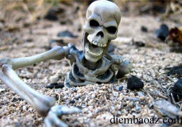 Nằm mơ thấy xương người là điềm báo gì? Đánh đề con gì? Số mấy?
