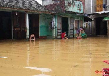 Nằm mơ thấy lũ lụt, nước dâng cao tràn vào nhà là điềm báo gì?