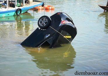 Nằm mơ thấy xe rơi xuống nước đánh đề con gì? Số mấy?