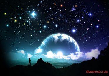 Nằm mơ thấy nhiều ngôi sao trong đêm là điềm báo gì?