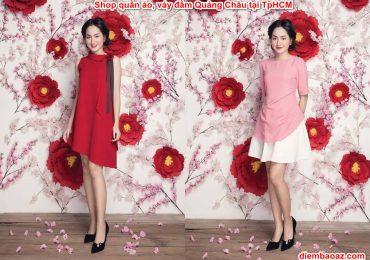 3 Shop quần áo, váy đầm Quảng Châu tại TpHCM đẹp nhất