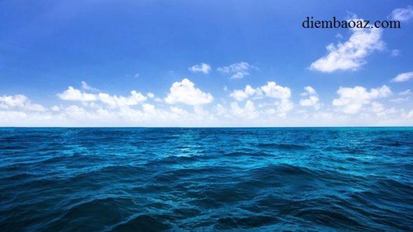 Nằm mơ thấy nước biển dâng cao, mênh mông là điềm gì, đánh đề con gì?