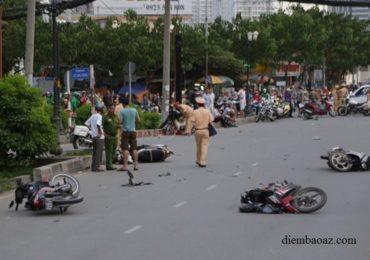 Nằm mơ thấy người thân bị tai nạn giao thông là điềm gì, đánh đề con gì?