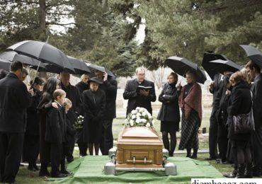 Nằm mơ thấy đám ma của người thân đã mất là điềm gì, đánh đề con gì?