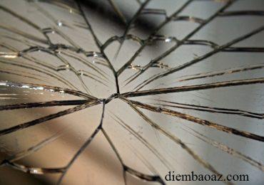 Đầu tháng bị bể kiếng, làm vỡ gương có xui không? Điềm gì?